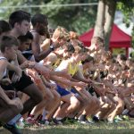 Olentangy Cross Country Braves the Heat in Galion