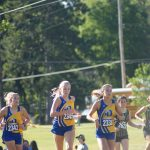Olentangy XC Girls Race at Galion