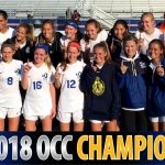 Girls Soccer OCC Champs
