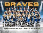Varsity Hockey Team Photo