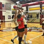 Girls Varsity Volleyball beats River Forest 3 – 0