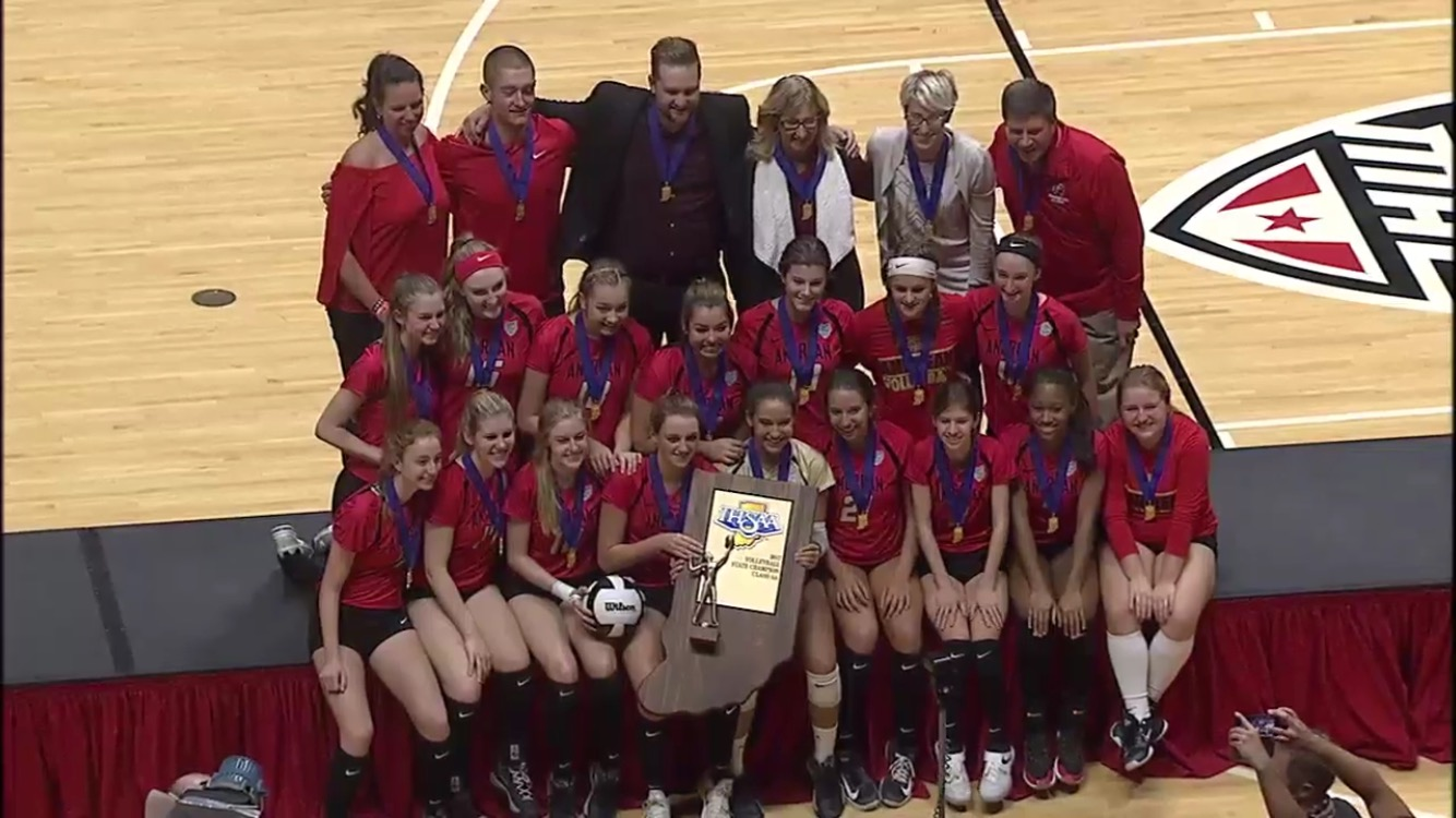 Andrean Volleyball Wins the Ring!