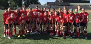 Women's Soccer 2017