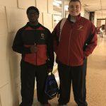 Boys Varsity Track finishes 6th place at BNI Invitational