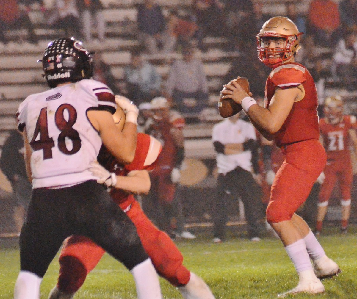 Zack Merrill Selected as the NWI Times' Offensive Player of the Year