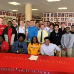 Tyler Thomas Signs with Marian University