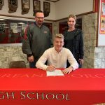 River Walsh Signs with the University of St. Francis