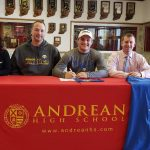 Evan Satoski Signs with NCAA D-1 Morehead State University