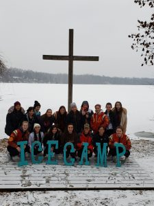 Ice Camp Girls Softball March 2019