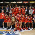 Boys Basketball Wins 2A State Championship!