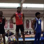 Thomas, Track and Field Takes Podium at Hoosier State Relays