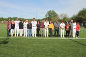 2019 Baseball Senior Day