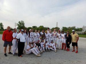 Softball Sectional Champions