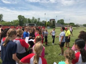 Softball Summer Camp