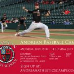Baseball Camp Announced