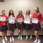 Five Softball Players Named to All-American Scholar-Athletes