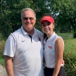Megan Thomas to Regionals, Kmetz Named All-NCC; Golf Finishes 4th at Sectionals