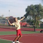 Boys Varsity Tennis falls to Portage 4 – 1