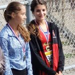 Greiner Named 1st Team All-NCC in Girls Cross Country; Cespedes Finishes Top 20