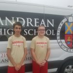 Boys Varsity Tennis falls to Merrillville 5 – 0