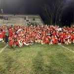Andrean Football Wins Sectional Championship!
