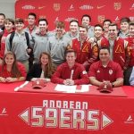 Tyler Nelson Signs with Indiana University