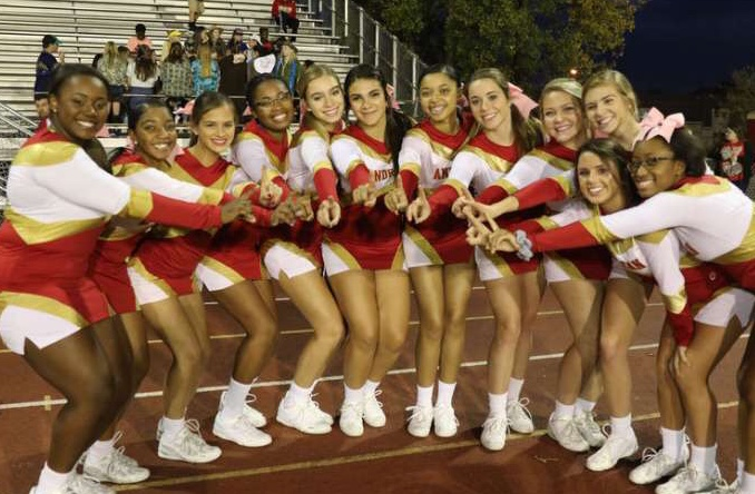 Cheerleading Camp!