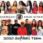 2020 Softball Team Picture!