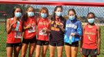 Girls Cross Country Team Placed 3rd