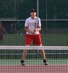 Boys Varsity Tennis falls to Kankakee Valley 3 – 2