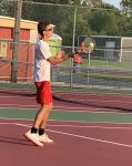 Andrean Boys Varsity Tennis sweeps Calumet High School