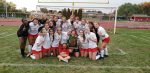 Girls Soccer Wins Sectional Championship!