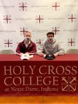 Dillan Mori Signs with Holy Cross!