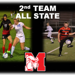 Pair of Bulldog Soccer Players Earn All State Honors!