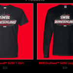 2018 SWBL WRESTLING TOURNAMENT T SHIRT ONLINE STORE