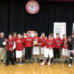 Three Peat!  M-U Wrestlers SWBL Buckeye Division Champions For Third Time In A Row!