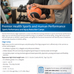 Premier Health Edge Camp