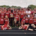 Girls and Boys Track and Field Teams Win SWBL Buckeye League Titles!