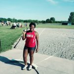 Beyonce Bobbitt Brings More State  Hardware Home to Milton-Union.  Places Sixth in the Shot Put.