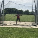 Beyonce Bobbitt Regional Runner-Up in Discus, Headed to The State Championships!