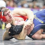 Dylan Schenck Punches Ticket to OHSAA State Wrestling Tournament