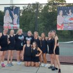 Congratulations to Coach Fox and the Girls Tennis Team, Finished 6-0 in the SWBL Buckeye!