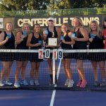 Girls Tennis Team Secures SWBL Buckeye League Title!