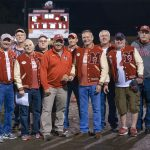 Class of 1980 Football Members Honored at Homecoming