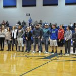 Brookville High School Honors 2016-2017 AP Students