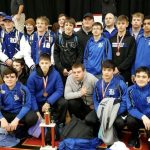 Boys Varsity Wrestling finishes 1st place at Bulldog Invitational