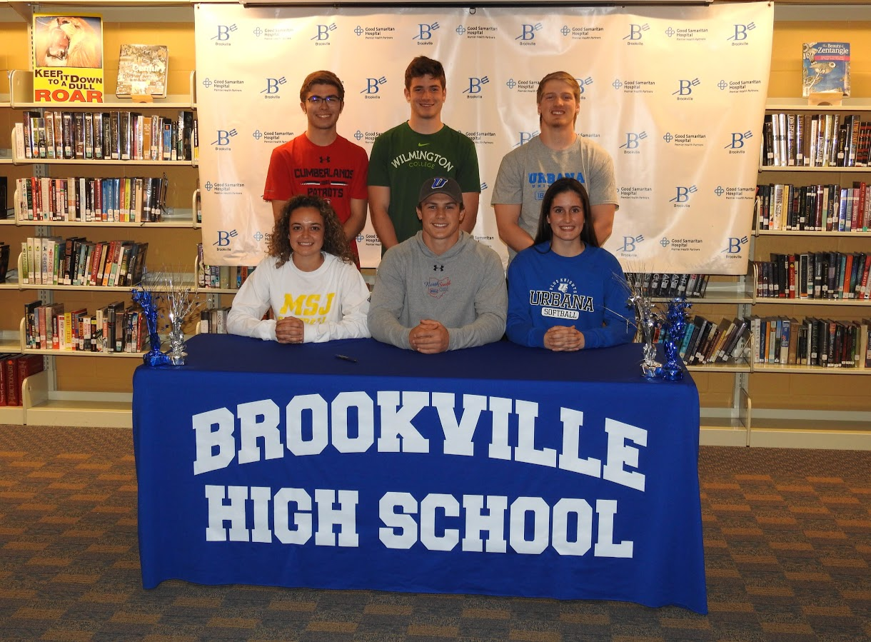 2017-18 Athletic College Signing Day