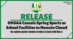 OHSAA Press Release 4/21