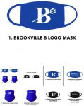 Brookville Athletic Boosters Mask Fundraiser