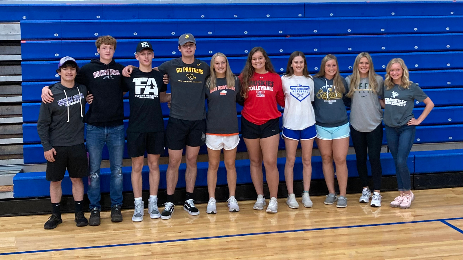 2021 Athletic Signing Day